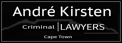 Andre Kirsten Criminal lawyers Cape Town
